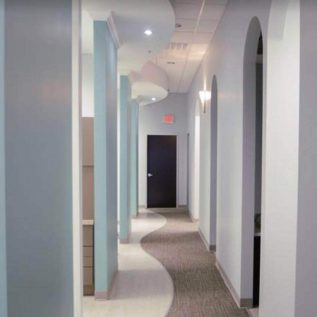Pearly Whites of Pearland Clinic Inner Area
