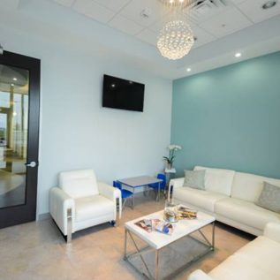 Waiting Area of Our Dental Clinic
